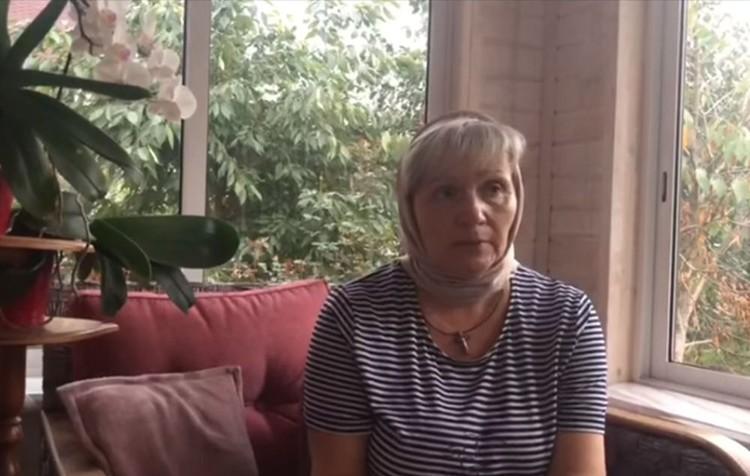 Запись с рассказом женщины выложил канал Среднеуральского женского монастыря на youtube.com