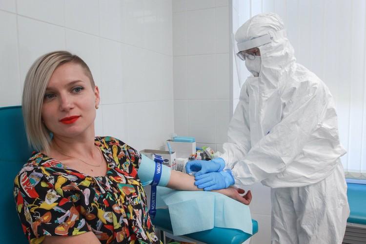 В России началась вакцинация от коронавируса