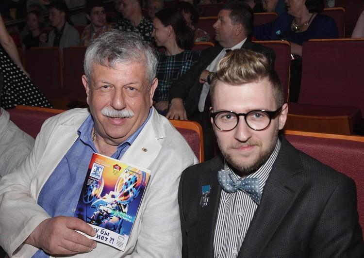 Главная гордость артиста — сын Вениамин и дочь Мария. Фото — социальные сети