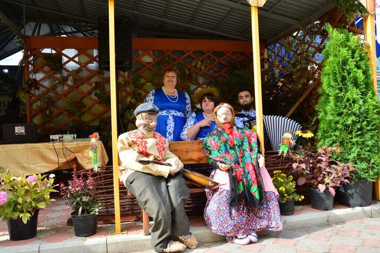 Выставка удалась: это настоящий праздник для сельхозпроизводителей Самарской области.