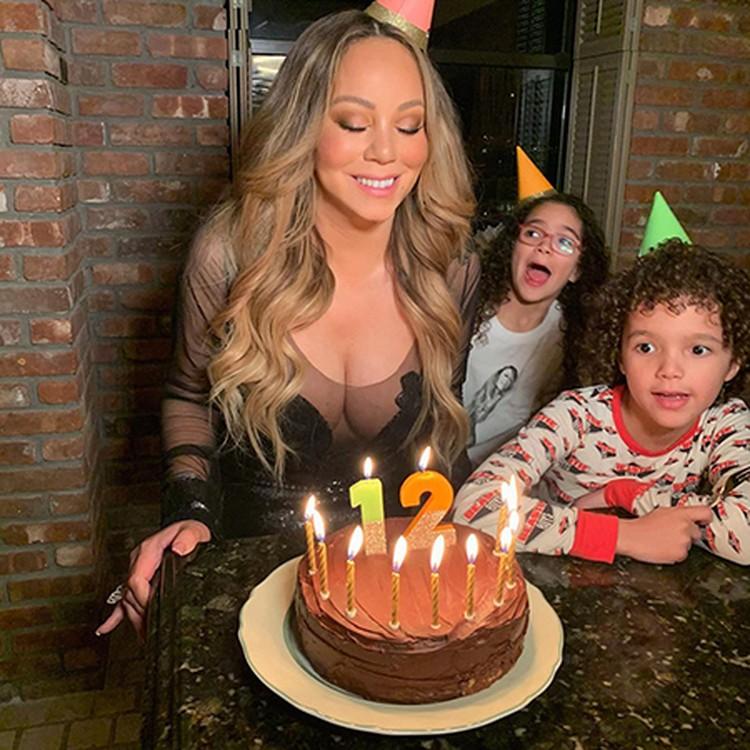 Певица старается стать лучшей мамой для своих детей. Фото: Инстаграм.