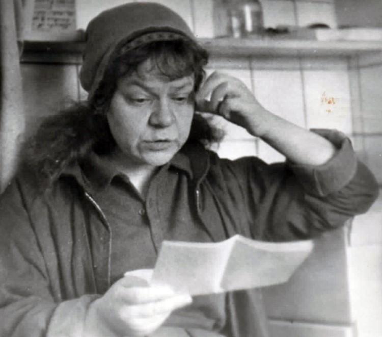Новелла Матвеева. 1970-е годы.