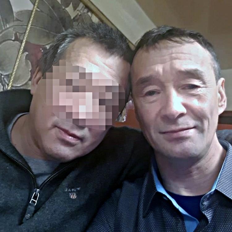Владимир Слепцов (на фото справа). Фото: Александр Тастыгин