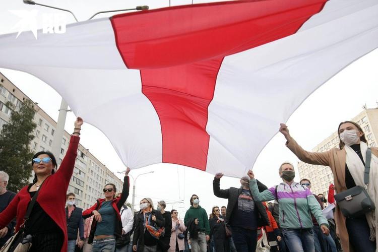 100 тысяч демонстрантов на улицах Минска — это как миллион в Москве! Такой протест сам по себе не рассосется