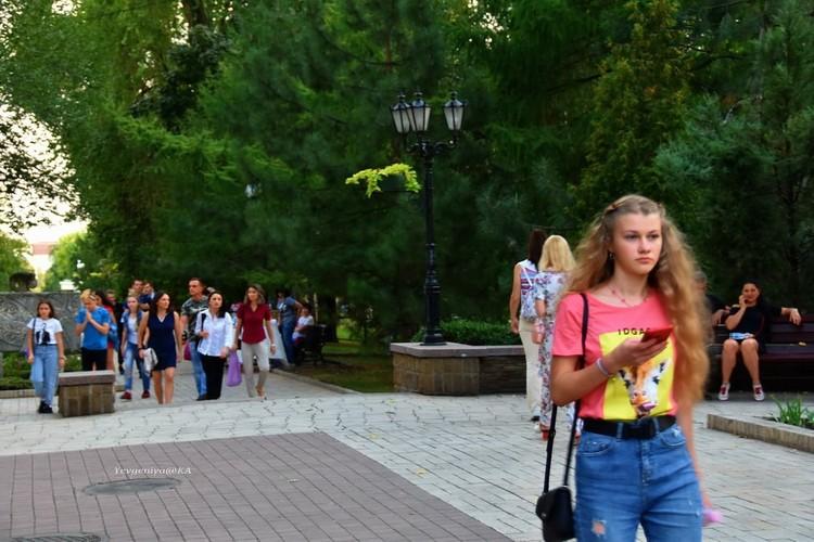 Если уедет молодежь, с чем останется Донбасс? Фото: Евгении Ка