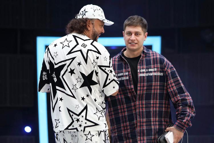 На песенный конкурс прибыл в этом году Филипп Киркоров.