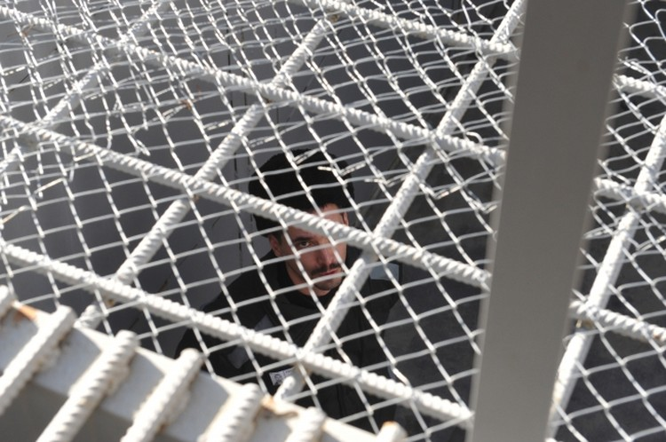 Заключенные еще не скоро увидят своих родных и близких