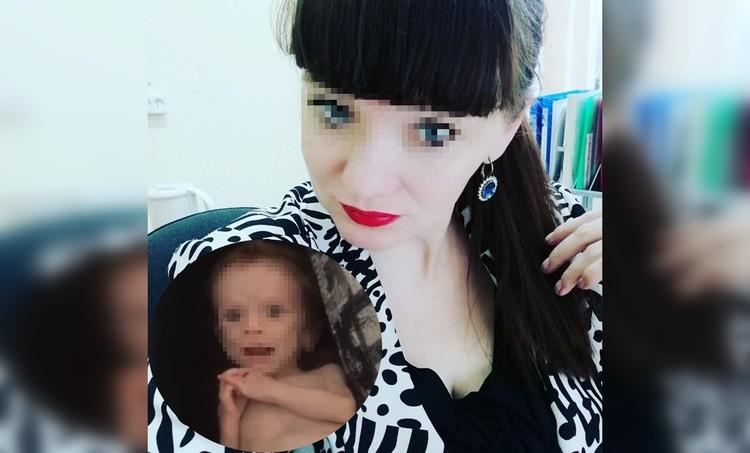 Горе-мать не стала показывать малышку врачам, а своим детям сказала, что это не человек, а кукла.