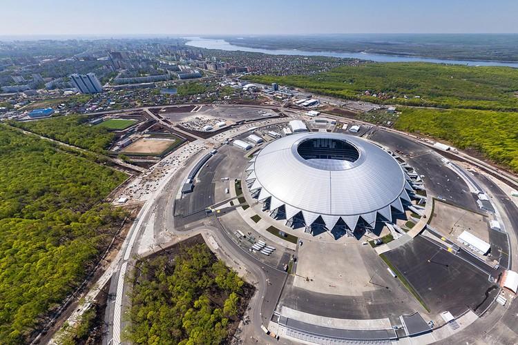 В Самаре, конечно, сразу вспоминают эпическое строительство футбольного стадиона, которое, по мнению многих, и стало роковым для Гришина