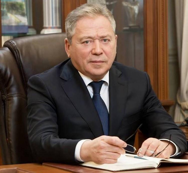 Мэр Уфы Ульфат Мустафин вошел в состав правительства Башкирии