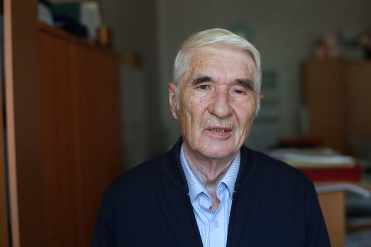 Валерий Николаевич Лукьянов работает на КБ «Глобус» с 1965 года.