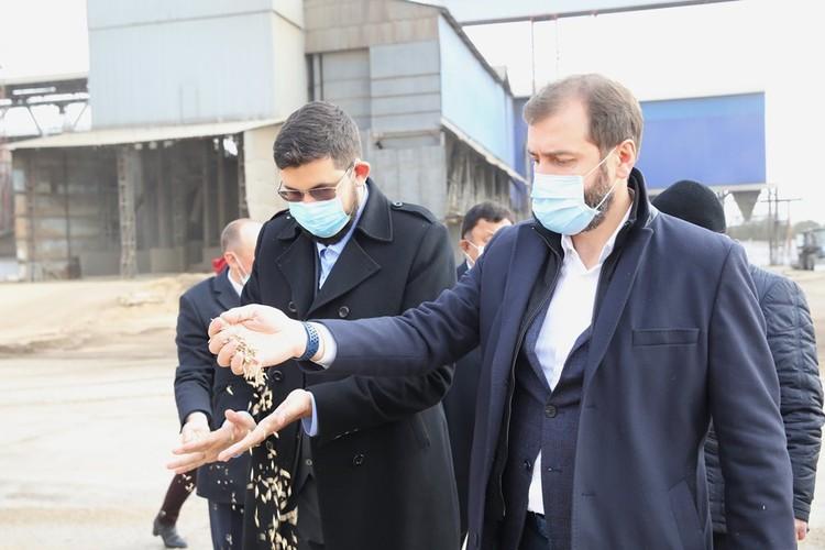 Аграрии попросили депутатов рассмотреть возможность увеличить господдержку.ФОТО: Лариса Федорова.