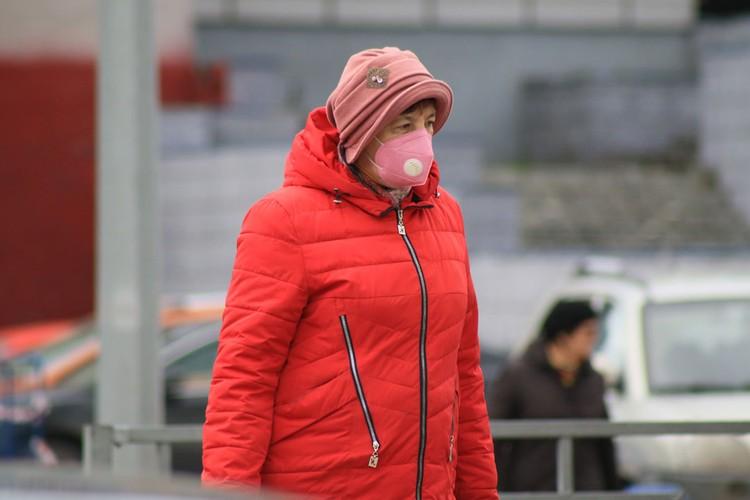 Вторая волна коронавируса в Алтайском крае.