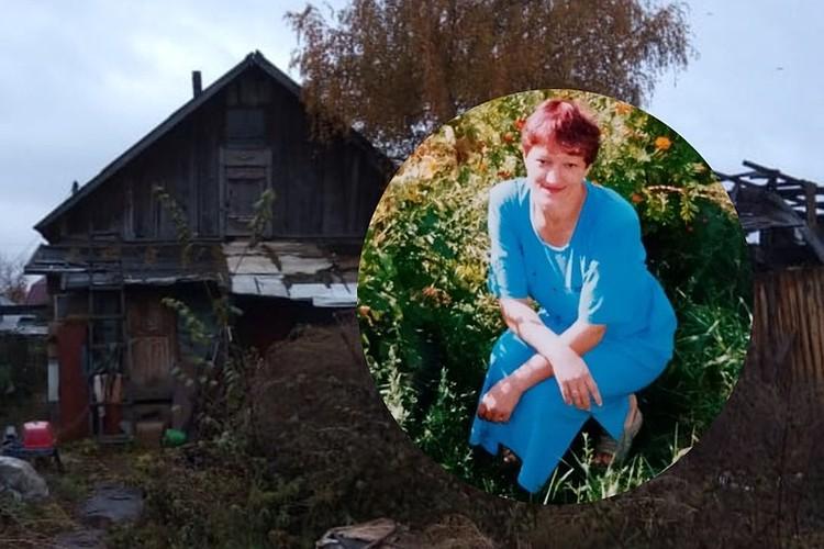 Мама парня живет в заброшенном доме. Фото: личный архив.