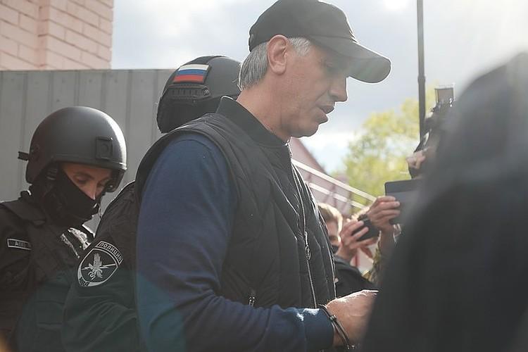 Анатолия Быкова задержали 7 мая 2020 года