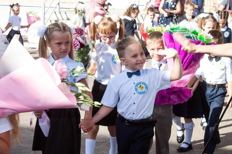 Новый учебный год стартовал в ДНР в очном режиме