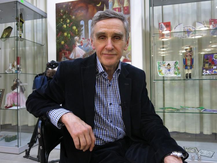 Станислав Соколов работал над проектом 17 лет.