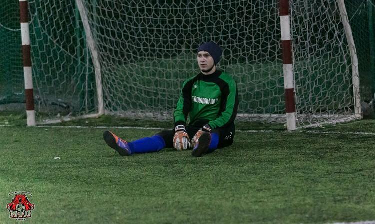 Коломин выступал в Омской мини-футбольной лиге.