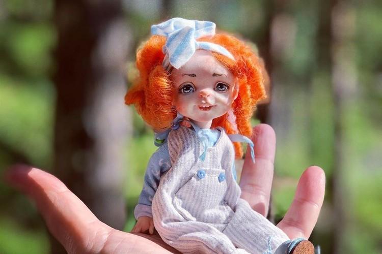 Кукол заказывают в свои коллекции из-за рубежа. Фото: личный архив героя.