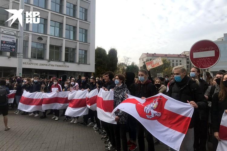 Белорусы мудрый народ – они рисковать не любят