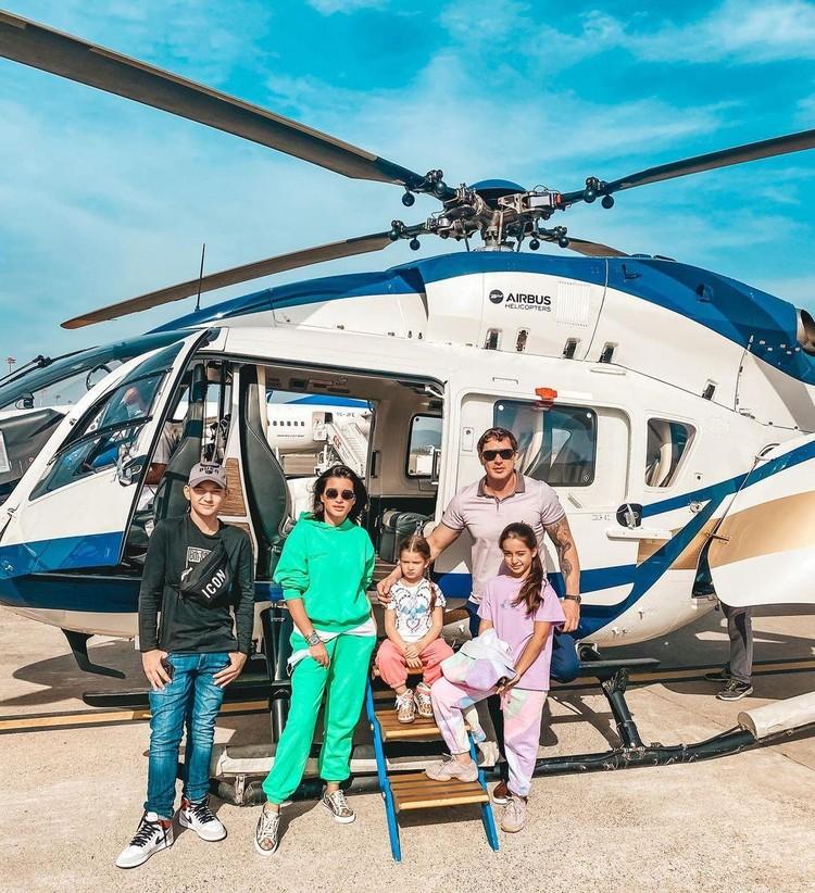 Трансфер на вертолете из аэропорта в отель — дорогое удовольствие