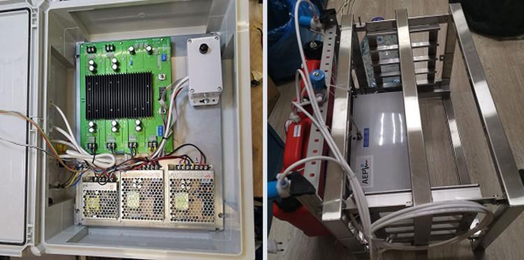Внешний вид лабораторной установки MAGNARIL. Фото: magnaril.com