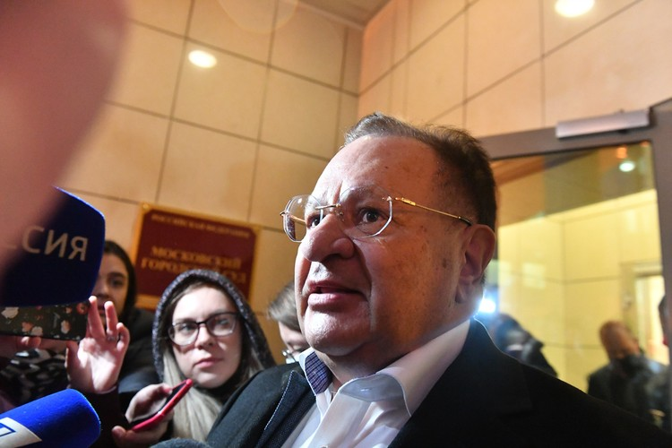 Петр Хархорин.