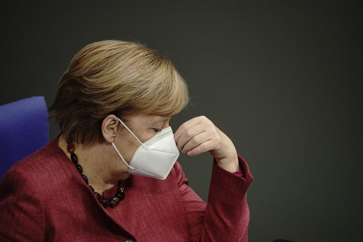 Канцлер Германии Ангела Меркель глубоко потрясена ужасными убийствами в Ницце