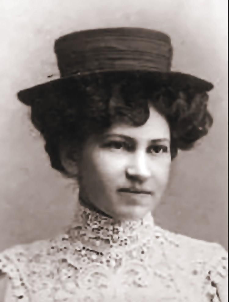 И его первая любовь Маргарита Николаева. Фото: Wikimedia Commons