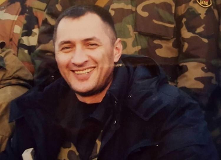 Застреленный бандитами следователь Марк Мерцаев. Фото: МВД Северной Осетии