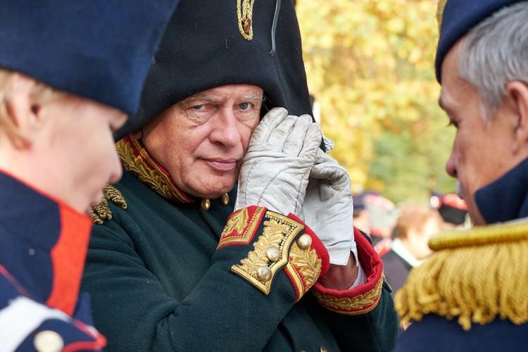 Соколов - кавалер Ордена почетного легиона