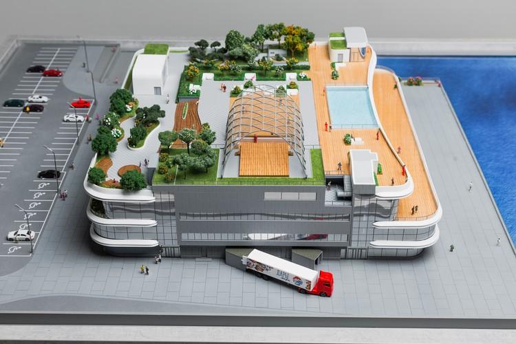 Рынок будет иметь 4 этажа. Фото: minvr.gov.ru