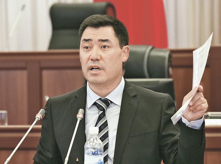 Киргизский Робин Гуд - новый премьер Садыр Жапаров еще месяц назад сидел в тюрьме...