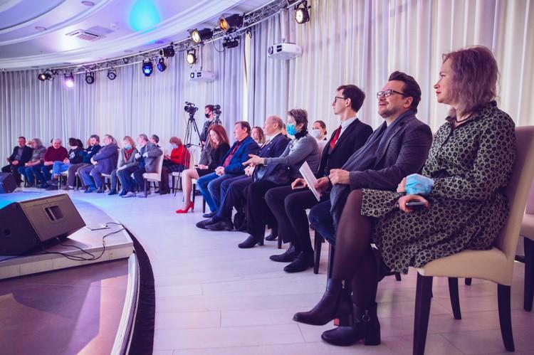На торжество прибыли около 50 участников и членов жюри. Фото предоставлено фондом «Созидающий мир».