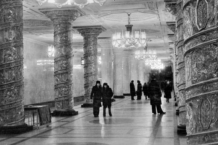 Большинство станций подземки стали произведением искусства и открытием своего времени. Фото: СПб ГУП «Петербургский метрополитен»