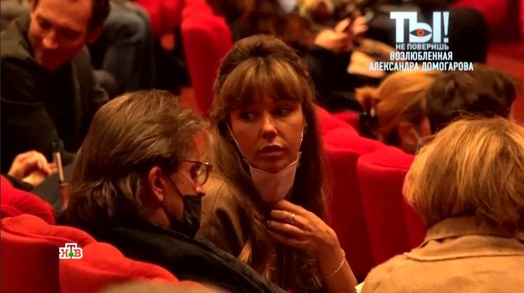 """Фото: кадр из передачи """"Ты не поверишь!"""" на НТВ."""