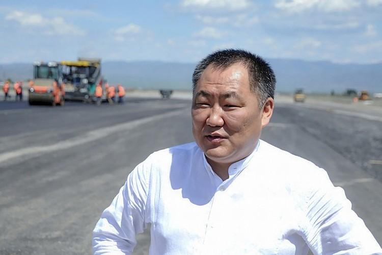 Шолбан Кара-оол, Председатель Совета «Сибирского соглашения», Глава Республики Тыва. Фото: Личный архив