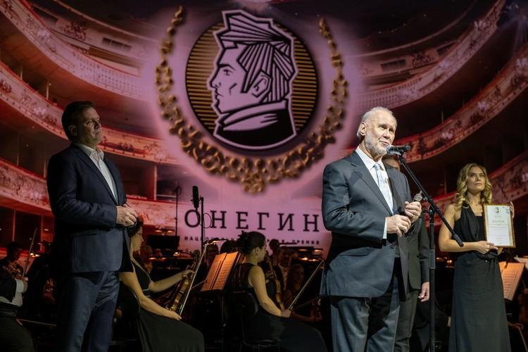 Сергей Лейферкус, президент Национальной оперной премии Онегин. Фото: предоставлено организаторами/Алексей Смагин.