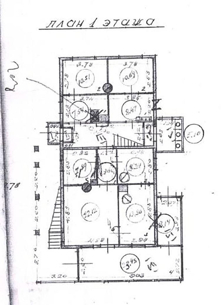Основанием для придания зданию статуса памятника стал самый старый архивный документ – план барака 1936 года