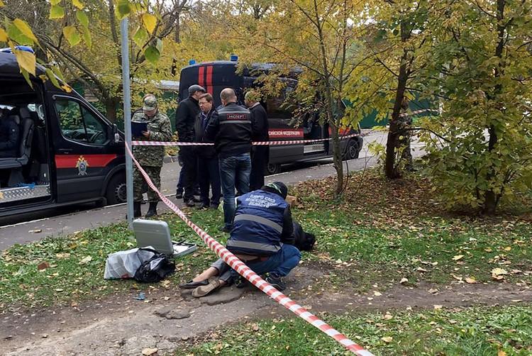 Шишкину застрелили в октябре 2018 года - киллер ждал ее утром у дома в Подмосковье. Фото: Пресс-служба ГСУ СК РФ по Московской области/ТАСС