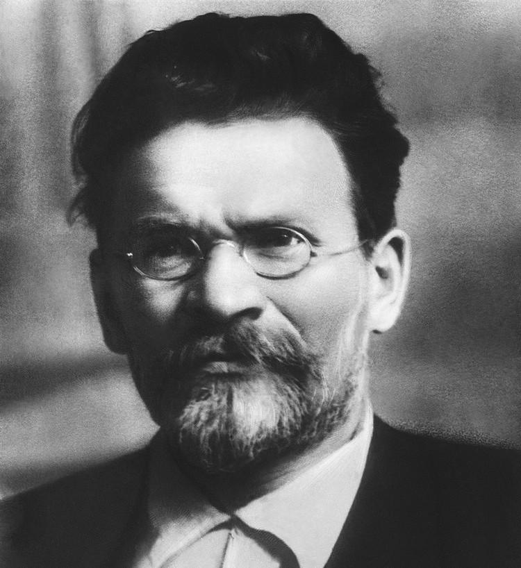Председатель ВЦИК М.И. Калинин в 1924 г. Фото: ТАСС