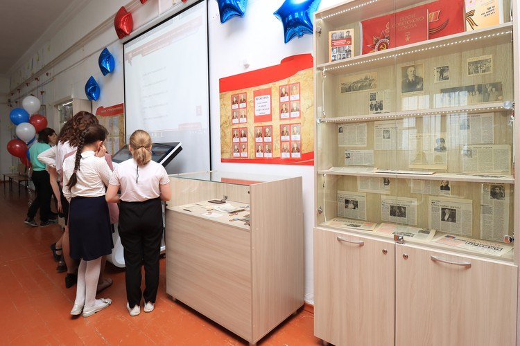 Экспонаты музея хранятся не только на стендах, но и в цифровом формате.