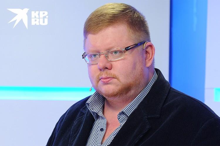 Гендиректор Центра политического анализа Павел Данилин.