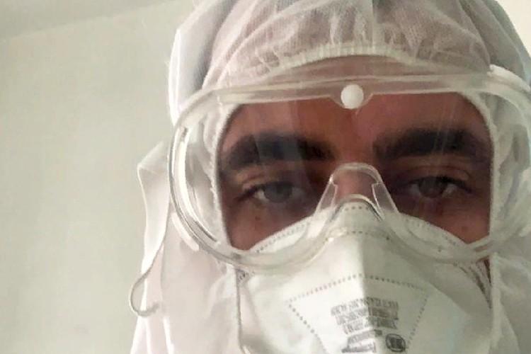 Как лечить коронавирус — знает 35-летний врач-реаниматолог Аскер Ораков