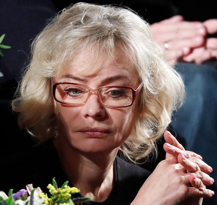 Актриса Мария Селянская. Фото: Артем Геодакян/ТАСС