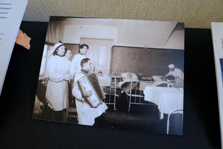 Раньше в лавре располагался военный госпиталь. Фото: Военно-медицинский музей / Пересъемка: Артем КИЛЬКИН
