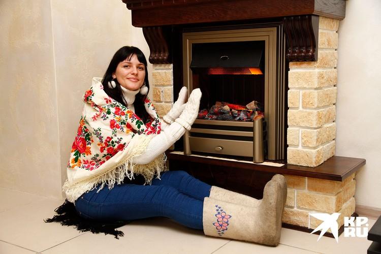Чтобы встретить зимний праздник с комфортом, подумайте об отоплении в загородном доме.