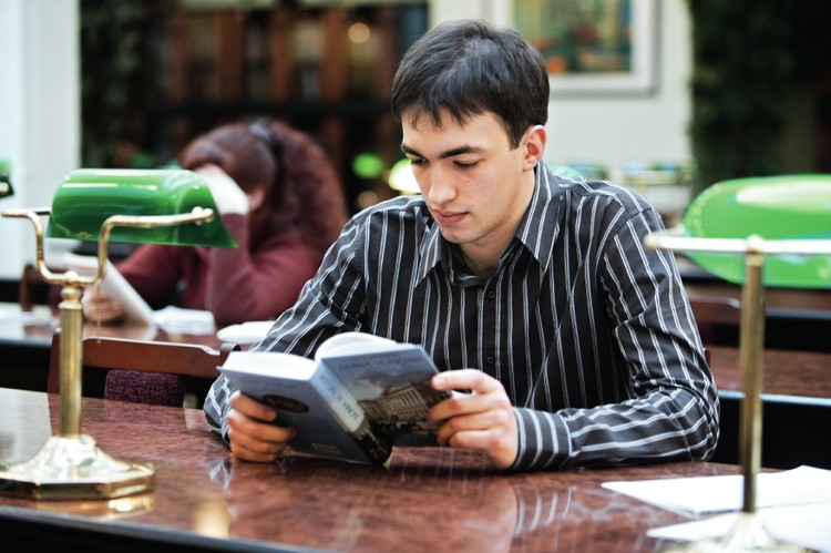 Учиться в СПбГУП Георгию было в радость. Фото: Личный архив героя публикации.