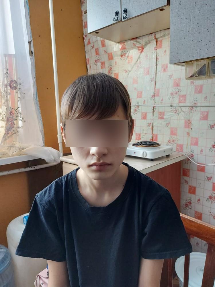 Старший сын Гульнары Фото: соцсети