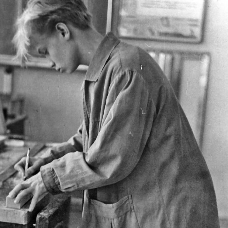 Хрусталев был трудолюбивым в школе Фото: instagram.com/dmitry_khrustalev/